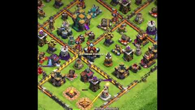 Townhall 14 | Queen charge blizzard Lalo | Clash of Clans