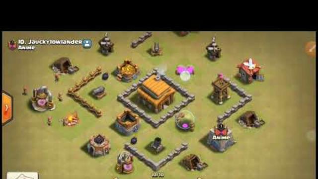 noo ate  pro(clash of clans) #2