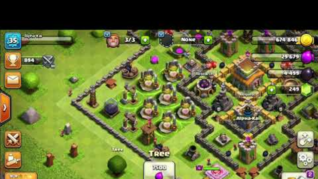 Clash of Clans: Base Update