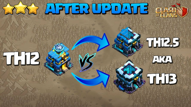 After Update* Best Th12 vs Th13 Attack Strategy - Th 12 vs Th 13 - Th12 Attacking Th13 3 star in coc