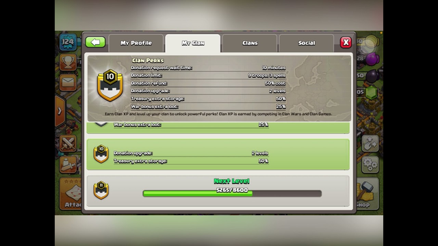 [Sold] Clash of Clans Clan - Level 10 #132