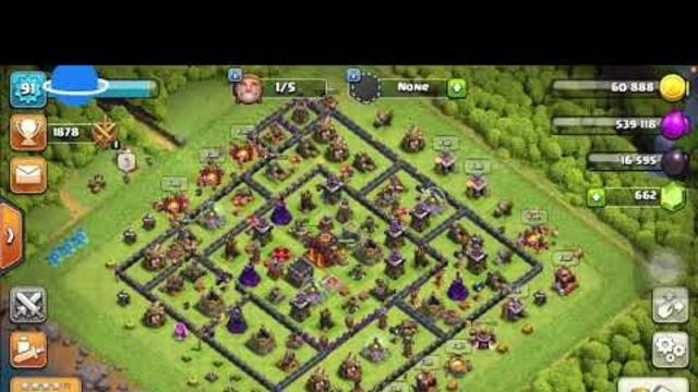 [Sold] Clash of Clans Account - Town Hall 10 #103
