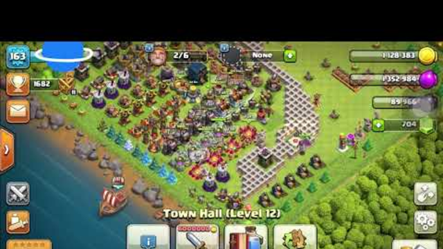 [Sold] Clash of Clans Account - Town Hall 12 #121