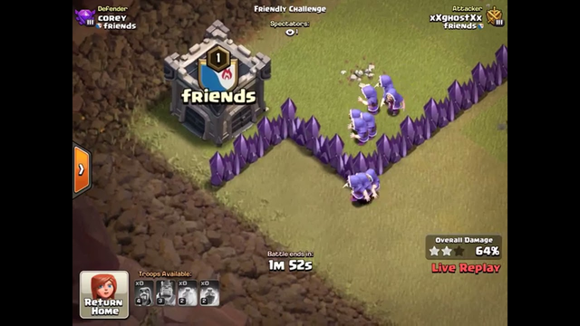 Clash of clans legacy - corey and ty fun video (clash of clans) august 2018