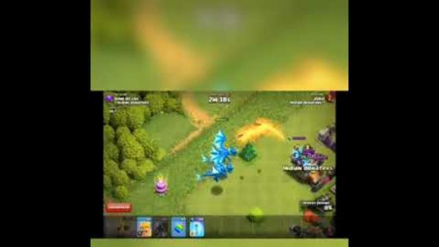 2 max electro dragon vs 2 super minion /Clash of clans