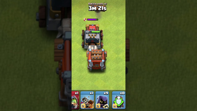 MAX Log Launcher vs MAX Wall Wrecker Head To Head Battle   Who Will Win?   Clash of Clans