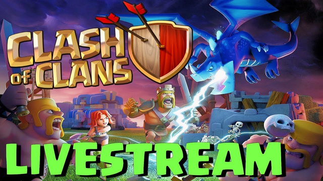 CLASH OF CLANS LIVE STREAM | ELECTRO STRETEGY 1 HOUR STREAM | SUBSCRIBE