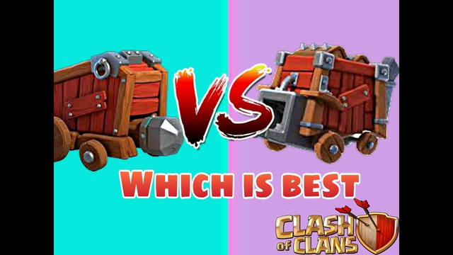 |#Wall wrecker vs #Log launcher|which is best|(#2021)#COC|(#2021)#MNRGAMING