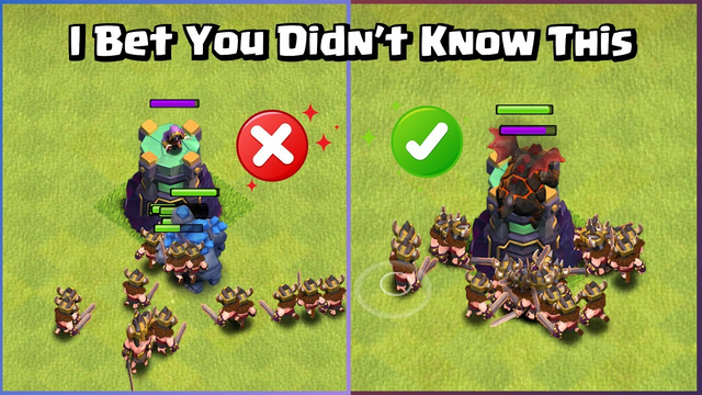 Clash of Clans Defenses Facts, Trips and Tricks