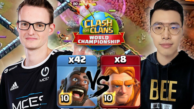 MASS HOGS vs SUPER GIANTS! Path to #ClashWorlds | Clash of Clans eSports