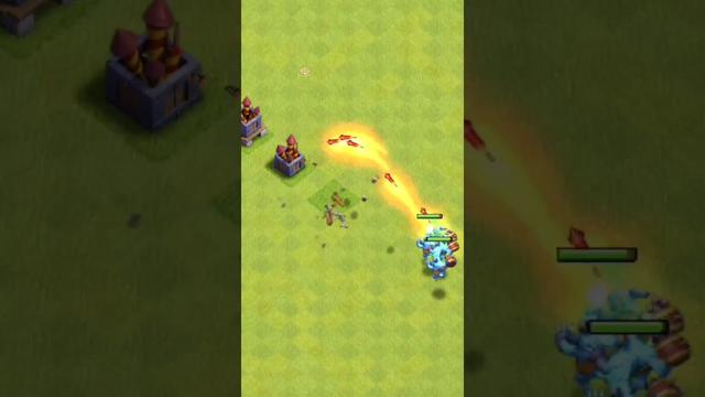 Super Minion Vs Firecrackers | Clash of Clans