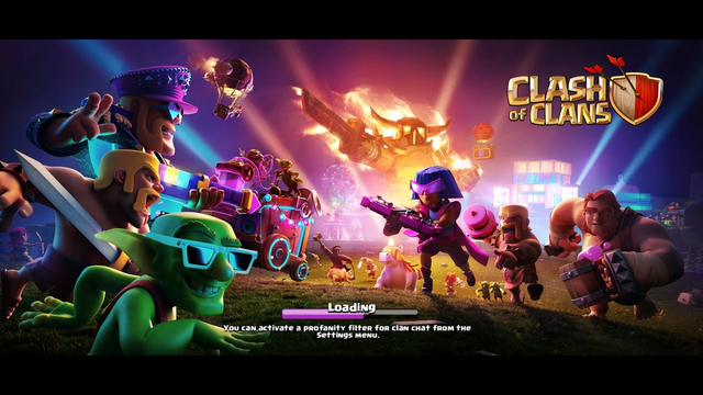 Clash Of Clans (Live) Mega Attack with facecam