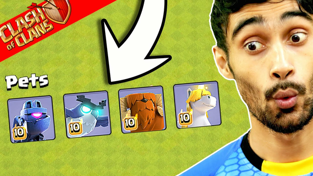 Impossible Legend Attack With Max Pets ! Clash of Clans-COC