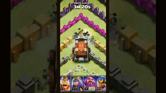 MAX Wall Wrecker vs MAX Log Launcher | Which Is BETTER? | Clash of Clans #shorts #cocshorts #coc