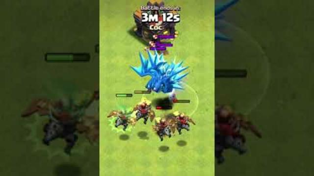 5 MAX Dragon Rider vs All Electro Dragon Levels | Epic Battle | Clash of Clans