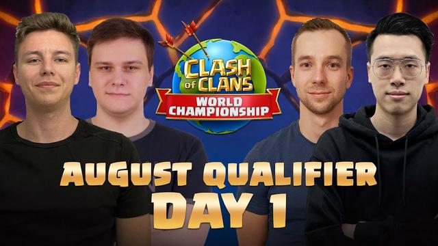 Clash Worlds August Qualifier Day 1   Clash of Clans
