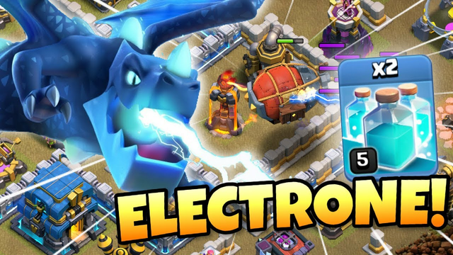 BLOWS UP HALF THE BASE! TH12 Electrone Lalo and MORE! Best TH12 Attack Strategies in Clash of Clans