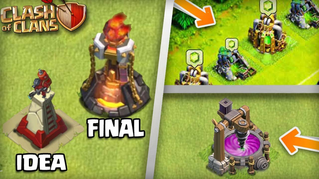 12 FAN IDEAS That Were Added to Clash of Clans