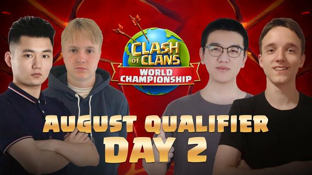 Clash Worlds August Qualifier Day 2   Clash of Clans