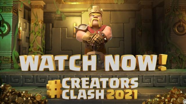 Creators Clash 2021 - Clash of Clans India