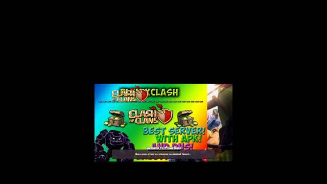 Clashofclans|PRIVATE SERVER APK|how to download the clash of clans private server