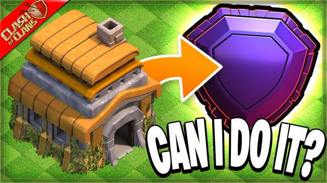 Can I Push my Town Hall 6 to Legends League? (Clash of Clans)
