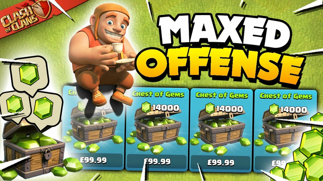 I Spent $... to Max My Attack in Clash of Clans!