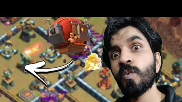 Impossible Seige's In Semifinals   Clash Of Clans  Coc