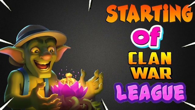 COC LIVE// CWL is here Planning and Recruitment for CWL- Clash Of Clans
