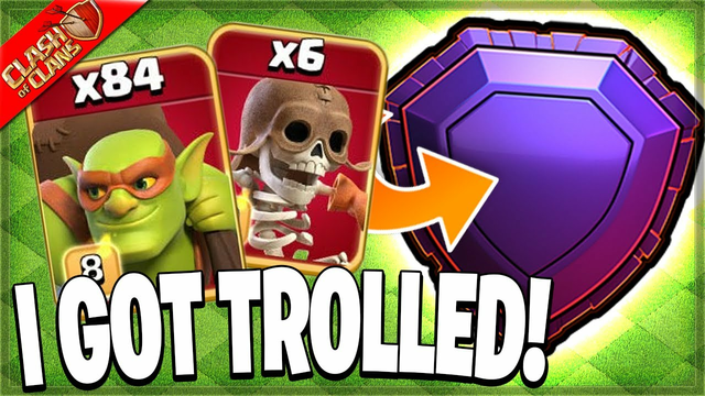 Using Random Spinner Armies in Legends League! (Clash of Clans)