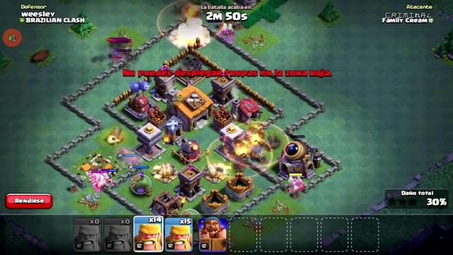 Directo farming clash of clans + fall guys ??