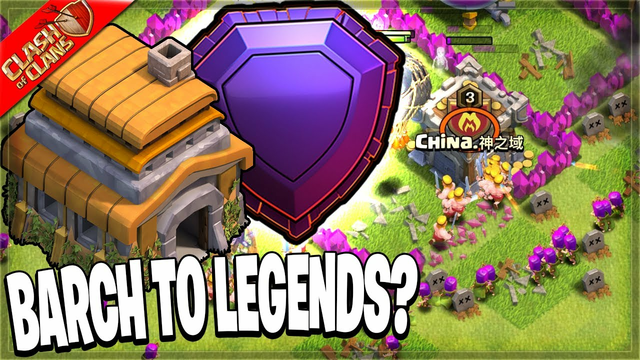 What Army is Best for Town Hall 6 Pushing? (Clash of Clans)