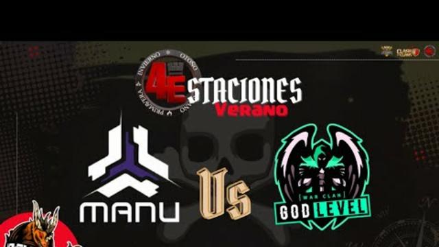 DIRECTO clash of clans TORNEO 4estaciones god level vs marca peru