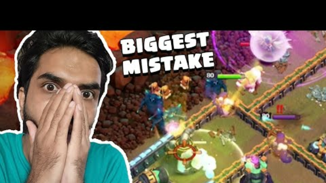 Biggest Mistake in Clash of Clans History