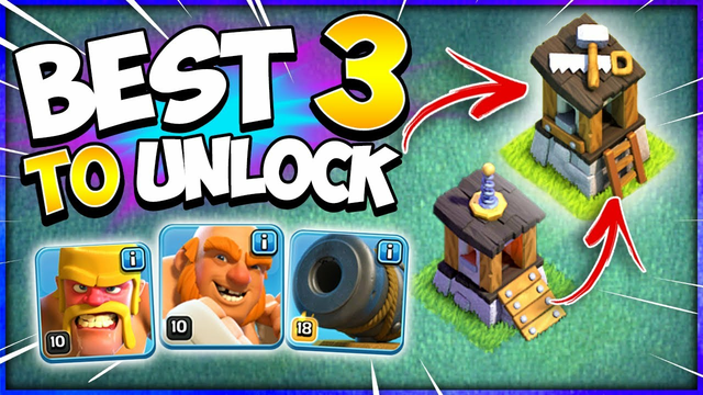 3 of the Easiest Armies to Get 6th Builder Fast (Clash of Clans)