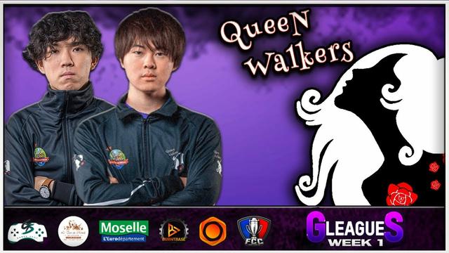 QueeN Walkers in FCC Tournament Clash of Clans