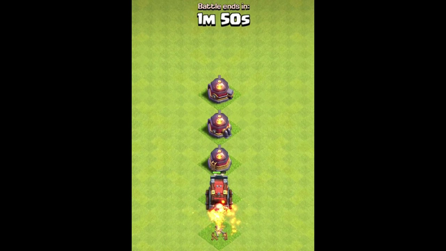 Wall Wrecker Vs All Level Roaster - Clash of clans