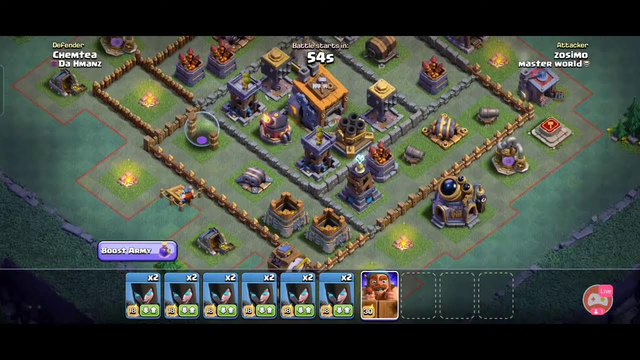 Watch me stream Clash of Clans on Omlet Arcade!86