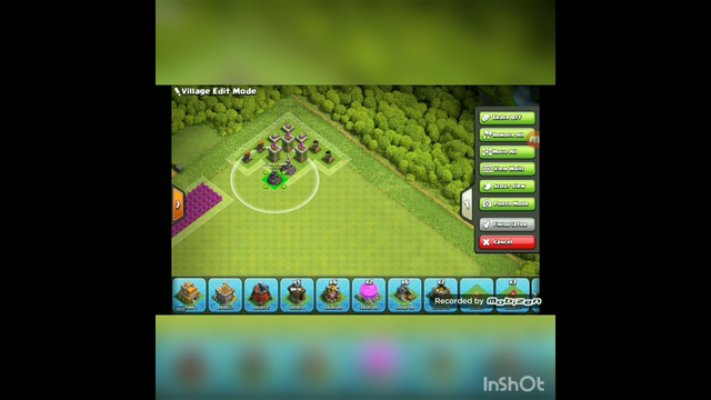 Clash of Clans th2 to th9