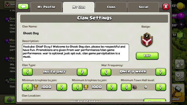 How to Build a Successful Clan in Clash of Clans?