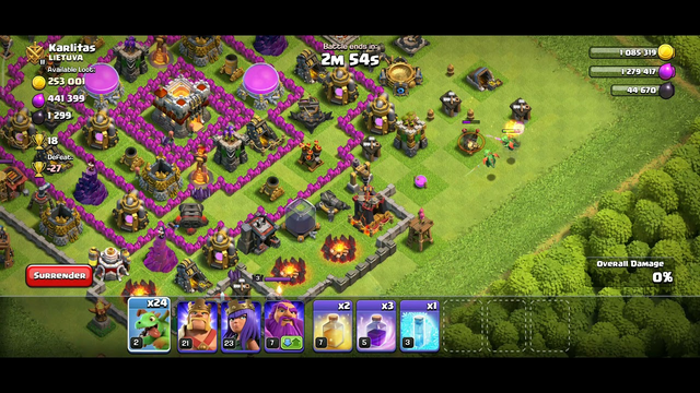 Best Baby Dragon Attack | Baby Dragon Attack | Clash of clans