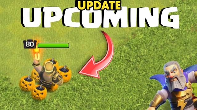 Big update coming soon...   clash of clans   HALLOWEEN UPDATE