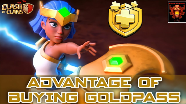 Advantages of Buying Gold pass , Benifits of Gold pass , clash of clans Tamil #Shan