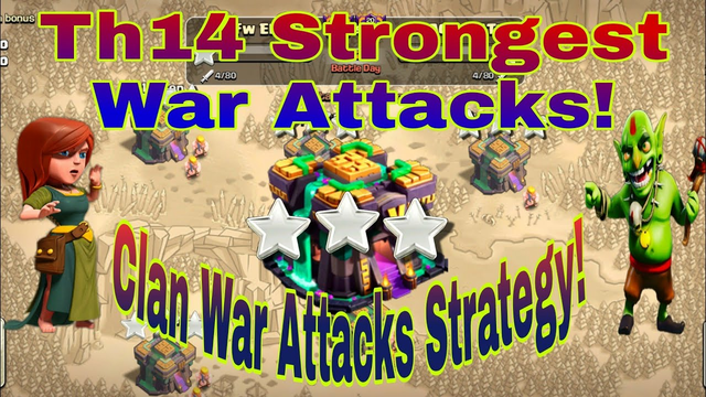 Th14 Strongest Attacks Strategy!.   Clan War Attacks Strategy! 2021.   Clash of Clans Attacks!