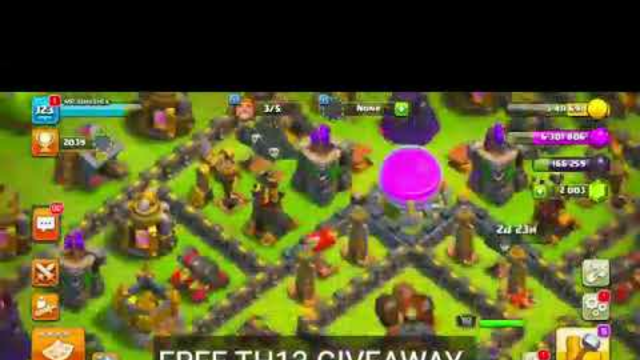 Free Clash Of Clan Account Giveaway _ Free Coc Account Giveaway _ Must Watch1