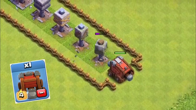 Wall Wreacker Vs Crushers | Clash of Clans