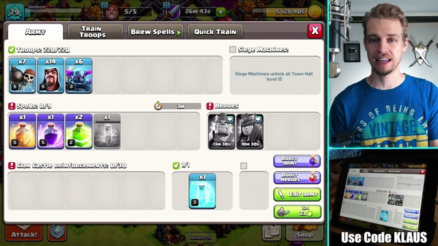 MAKE YOUR TROOPS GO WHERE YOU WANT in CLASH OF CLANS