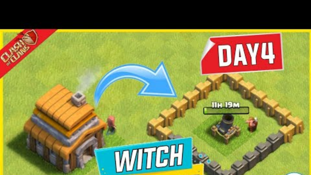 Clash of Clans Day 4 ... ! All Town Hall Yeti Pekka Quake Attack Guide...