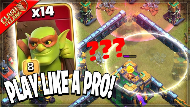Why are Players bringing so many Sneaky Goblins to War? (Clash of Clans)