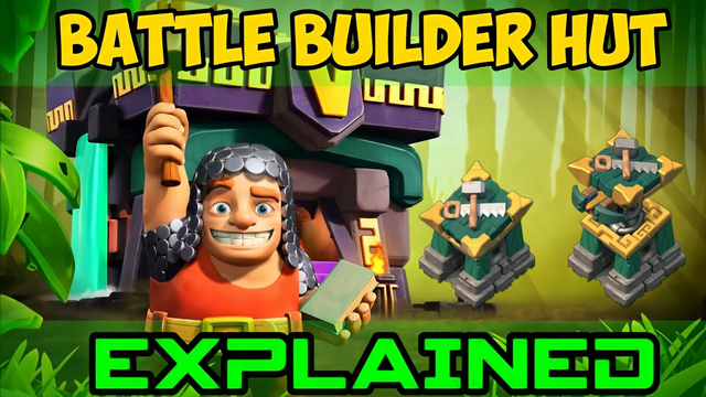 Battle Builder Explained , Battle Builder Hut , Clash of Clans Tamil #Shan
